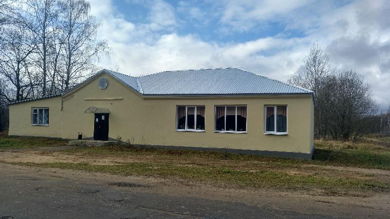 В Смоленской области отремонтировали дом культуры