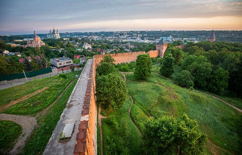 Смоленск попал в рейтинг качества городской среды