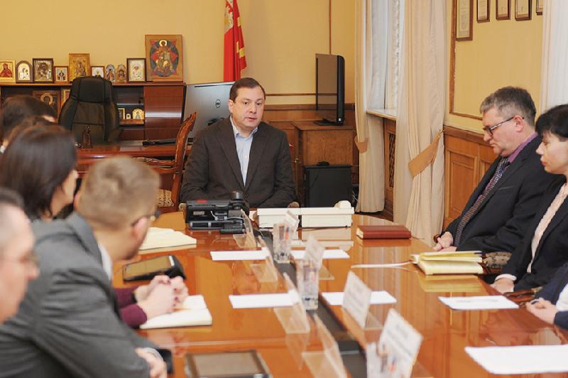 Алексей Островский нацелил членов администрации на неукоснительное исполнение нацпроектов