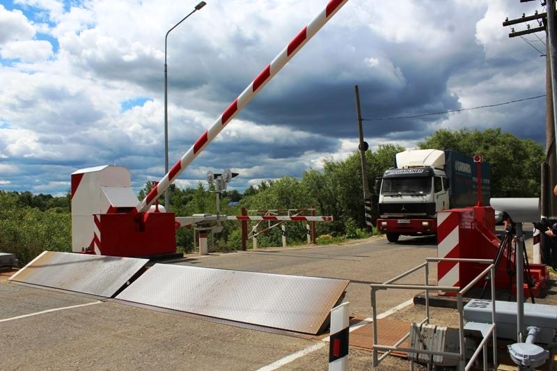 В Смоленской области обновили ж/д переезды