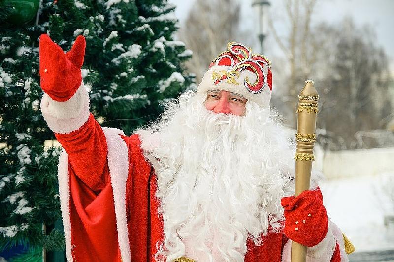 В Смоленске поздравят Деда Мороза