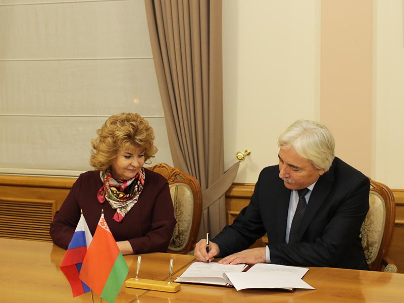 Поисковики Смоленской и Могилевской областей подписали соглашение о сотрудничестве
