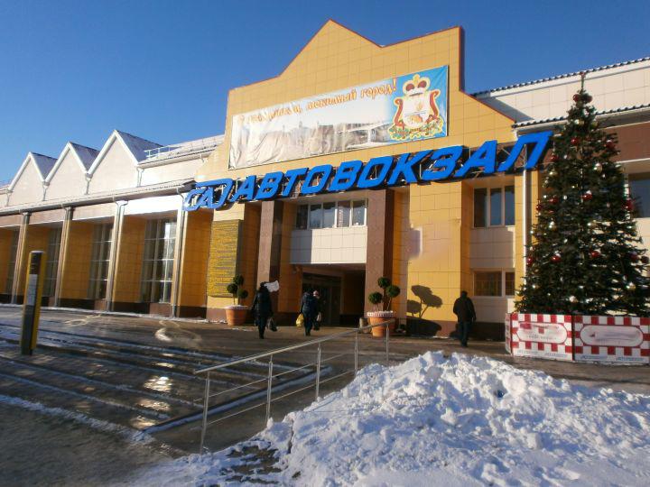 В январе отменят автобусы «Смоленск-Воронеж»