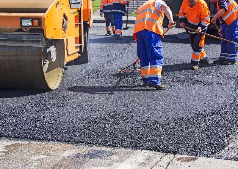Более 600 миллионов рублей направлено в Смоленске на ремонт дорог