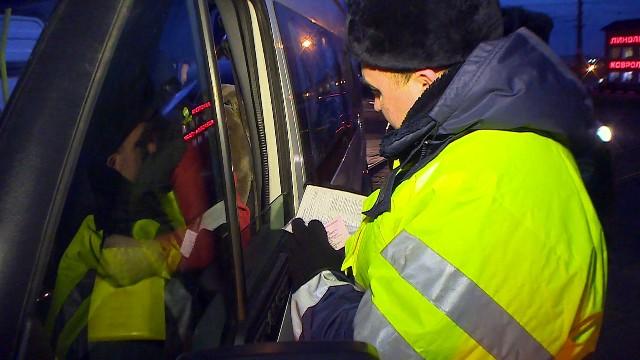 Какие пункты ПДД чаще всего нарушают водители автобусов в Смоленске