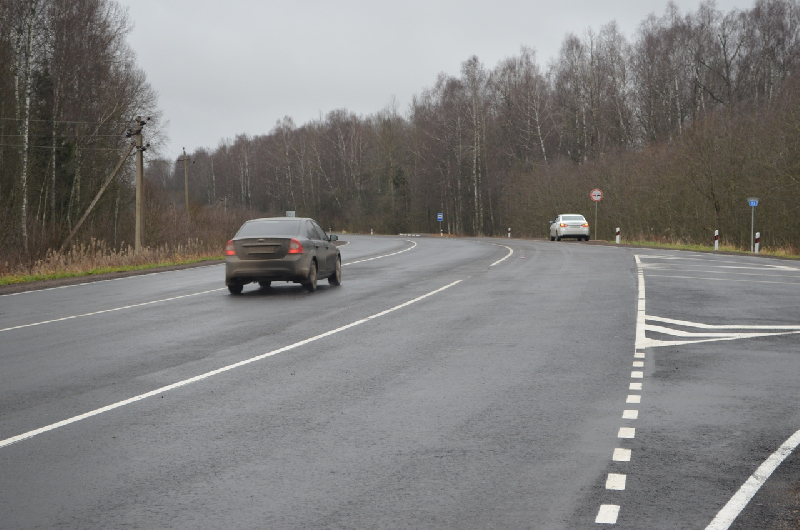 В рамках нацпроекта на Смоленщине отремонтировали около 100 км дорог