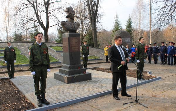 В Смоленской области стартует проект «Память героев»