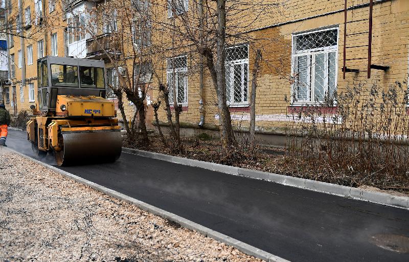 В Смоленской области создадут реестр территорий, нуждающихся в ремонте