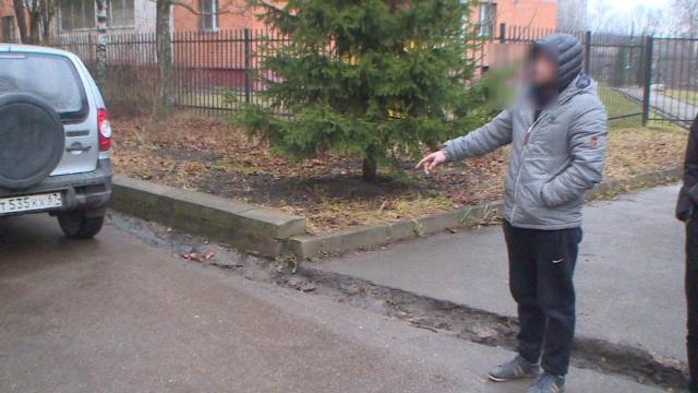 В Смоленске задержали автовора, терроризировавшего водителей