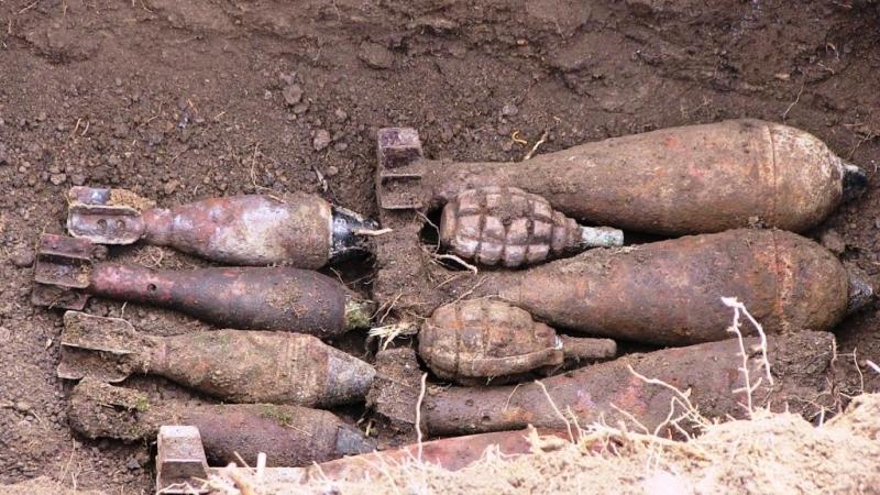 За день на Смоленщине обезвредили 185 бомб