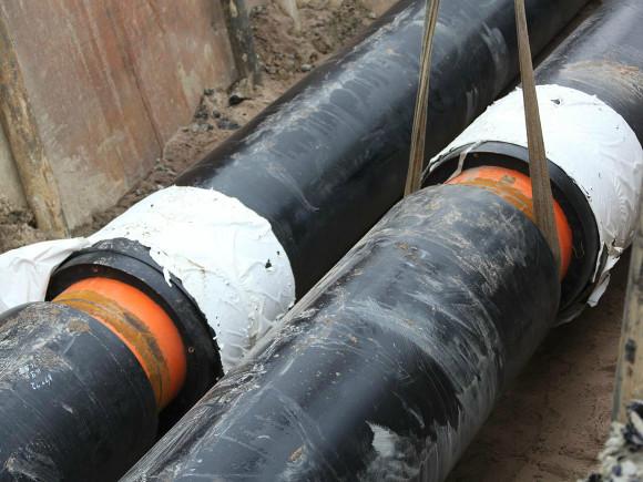 В Смоленске завершился срочный ремонт труб