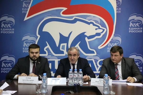 Какие проблемы смолян взял на контроль Сергей Неверов