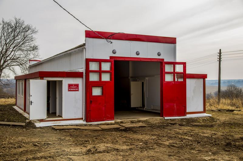 Когда в Гагаринском районе появится пожарное депо