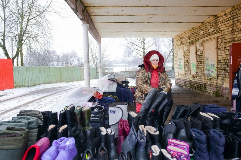 В Духовщине Смоленской области появится полноценный крытый рынок