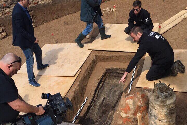 Франция попросила Владимира Путина передать останки Гюдена, найденные в Смоленске