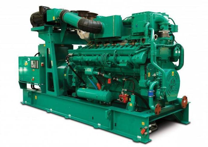 Газопоршневые электростанции: назначение, строение, преимущества