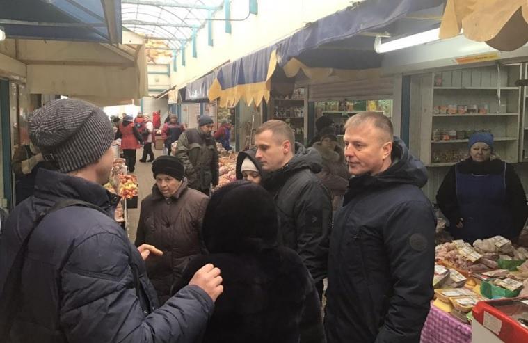 Сенатор от Смоленской области вмешается в «рыночный» скандал в Рославле