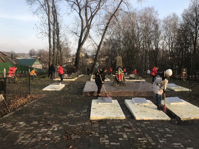 Смоленским предпринимателям предложат благоустроить воинские мемориалы