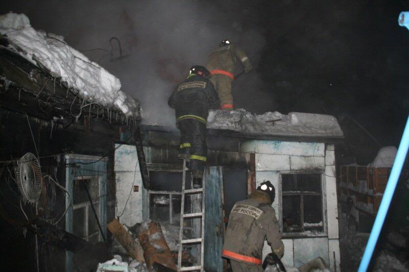 В МЧС рассказали подробность пожара в Раю под Смоленском