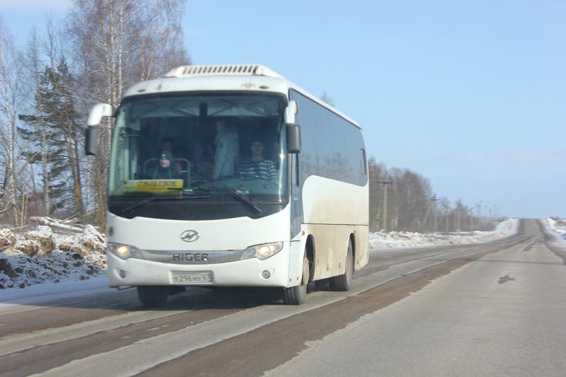 Смоляне больше не смогут добраться до Воронежа на автобусе