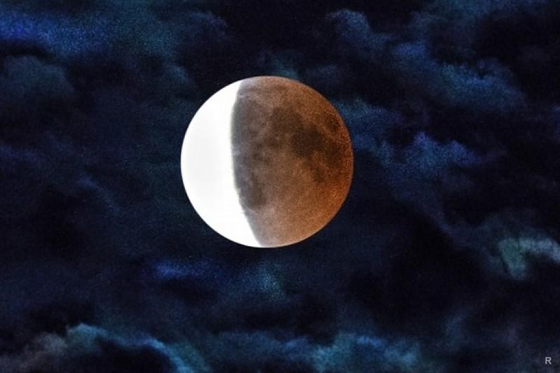 Смоляне смогут увидеть «волчье полнолуние»