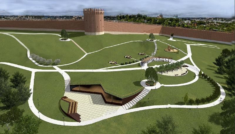 В Смоленске может появиться новый парк