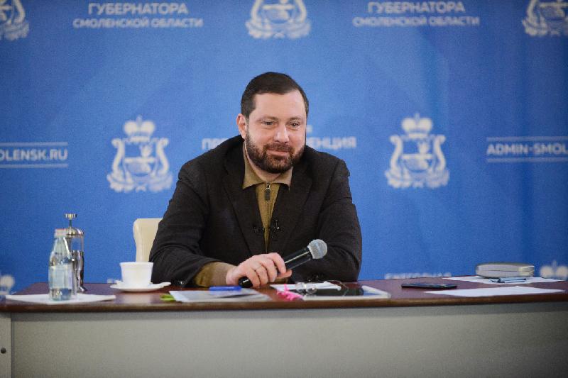 Глава Смоленской области остался в рейтинге губернаторов с сильным влиянием