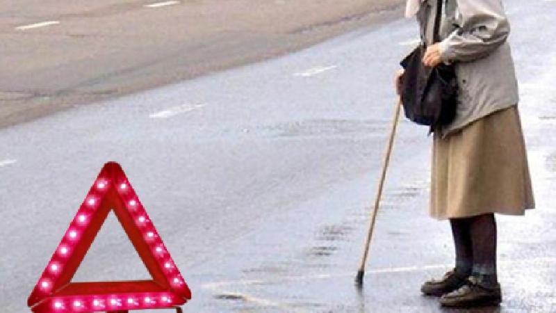 67-летняя смолянка пострадала в ДТП на улице Студенческая