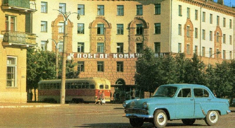 Смоляне поддерживают возвращение трамваев на улицу Дзержинского