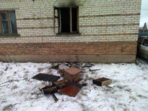 Смолянин поделился подробностями фатального пожара в Починковском районе
