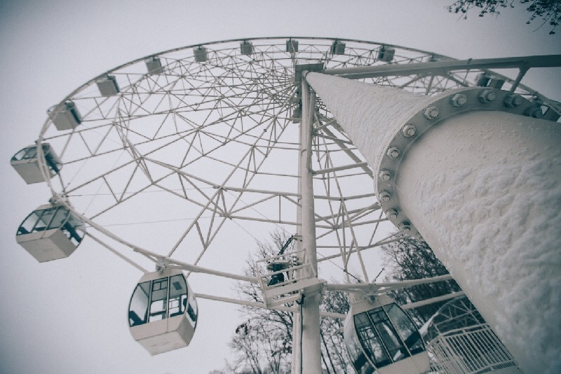 Стало известно, когда планируют вновь запустить колесо обозрения в Смоленске
