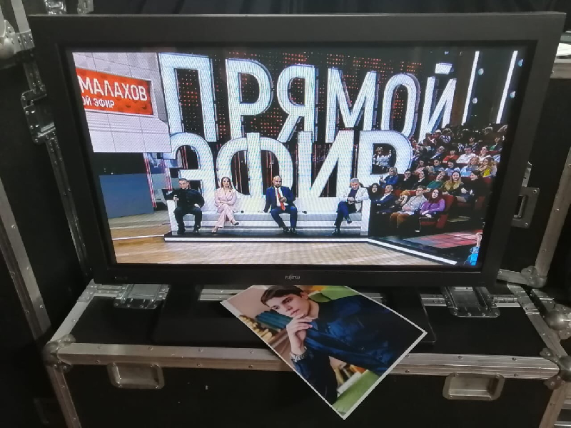 На телеканале «Россия 1» выйдет продолжение передачи про поиск Влада Бахова под Смоленском