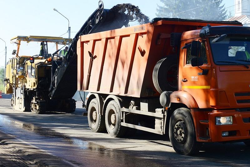 В 2020-м на дороги Смоленской области выделят 4,6 млрд рублей