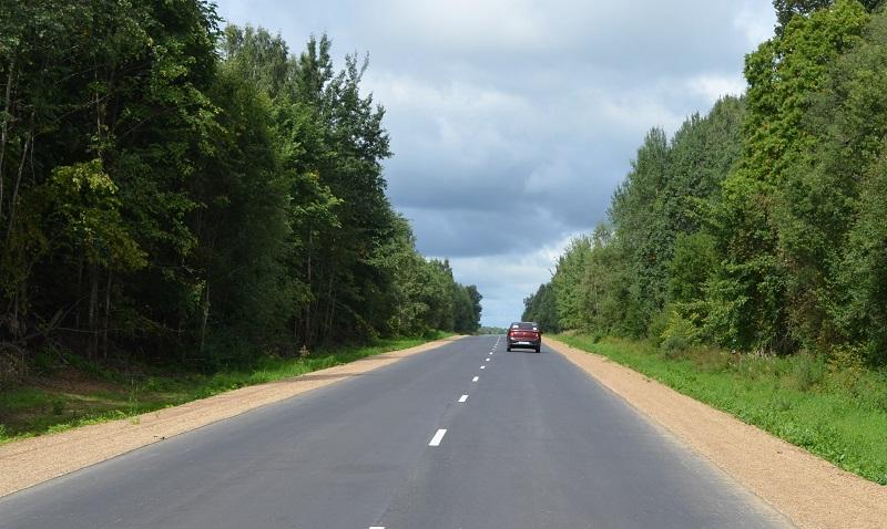 В 2019 году в Смоленской области отремонтировали более 40 км дорог по госзаданию