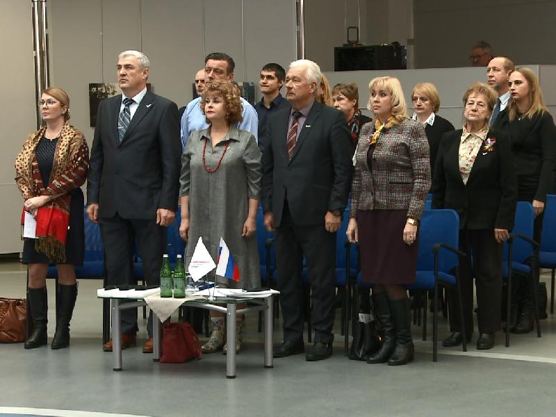 В Смоленске обсудили послание президента