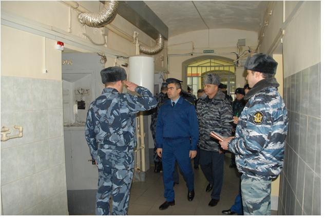 Прокурор Смоленской области нашел нарушения в СИЗО