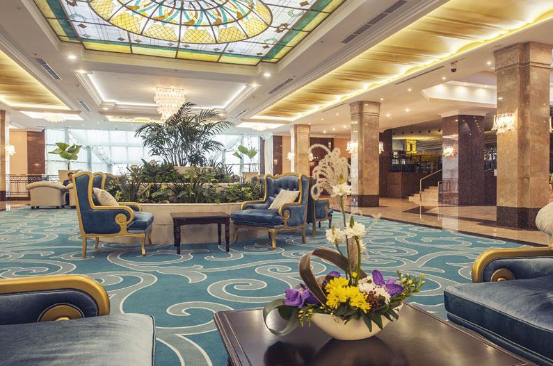 Полезный деловой туризм в Сочи с арендой отелей гостиничного комплекса «Лазурная Отель и СПА»