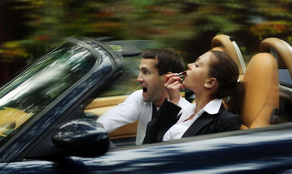 Безопасность на дороге превыше гендера