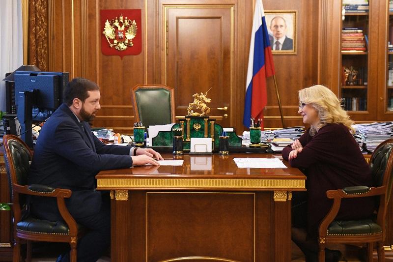Федеральный центр подтвердил строительство в Смоленской области важных объектов здравоохранения