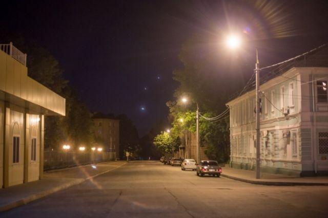 Около 80 % светильников заменили в Смоленске
