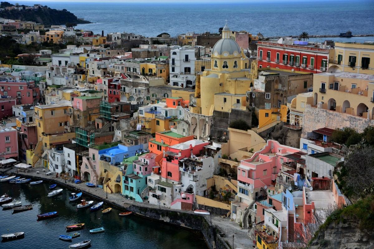 Школьная экскурсия по географии в Неаполитанский залив