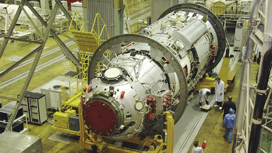 Разработчик назвал дату отправки модуля «Наука» на Байконур