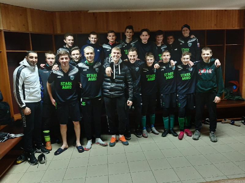 Стал известен победитель зимнего первенства города Смоленска по футболу