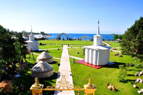 «Рух Ордо» — культурный центр в Кыргызстане