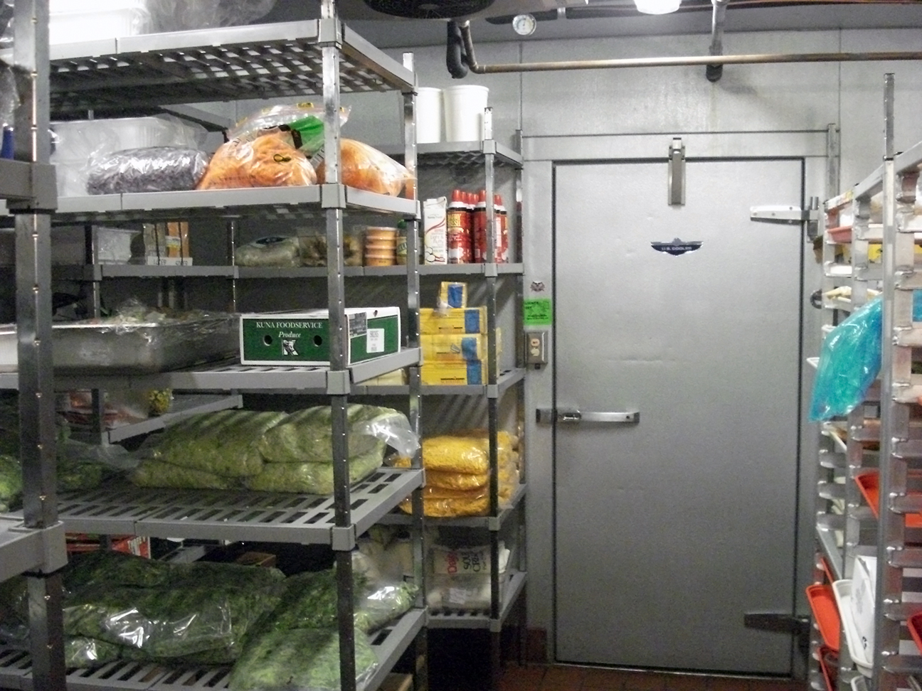 «ПроектХолод» — промышленные холодильные камеры на любой вкус