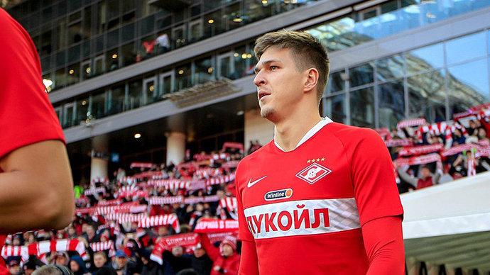 Александр Соболев — о матче с ЦСКА: «Эта игра навсегда останется в моем сердце»