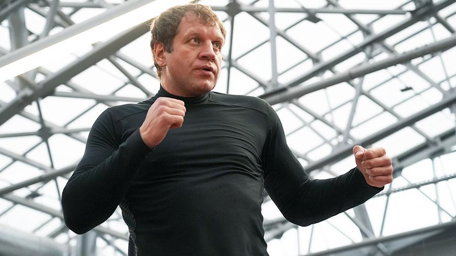 Емельяненко предложил бой с Шлеменко по правилам MMA