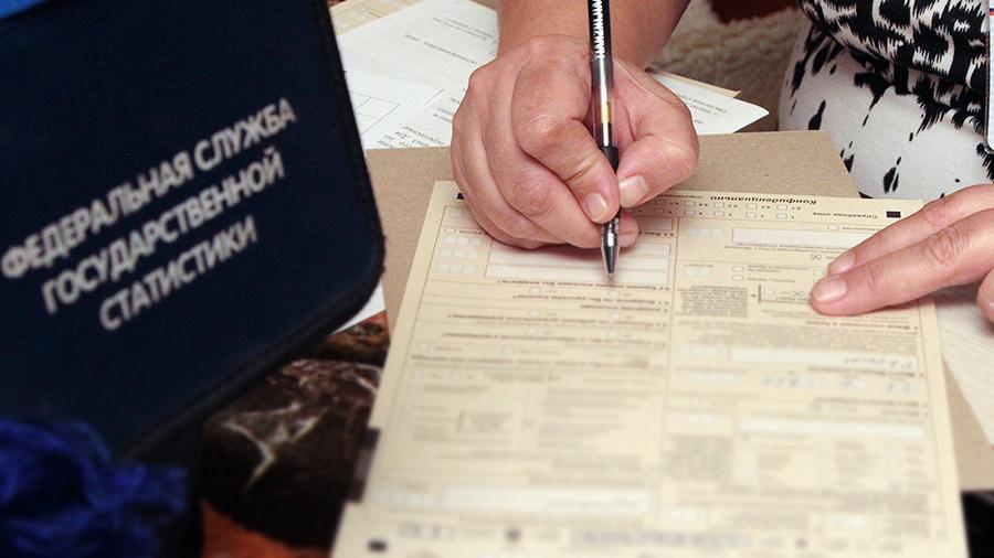 Деловая перепись: россияне смогут принять участие в ВПН на работе