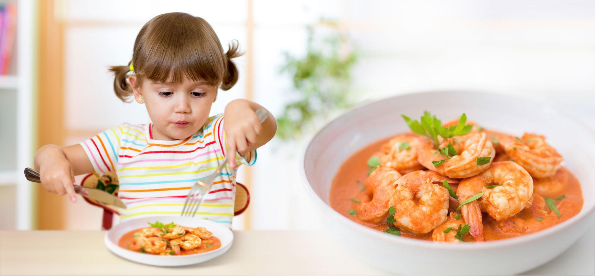 Качественные морепродукты в онлайн магазине FoodsDelivery