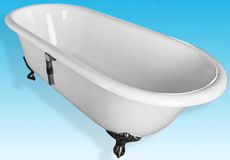 Как выбирать чугунные ванны